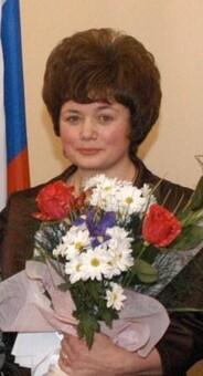 Ирина Александровна Горчакова (Двуреченских)