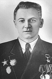 Гавриил Егорович Черешнев