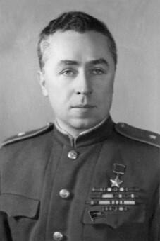 Илья Павлович Мазурук
