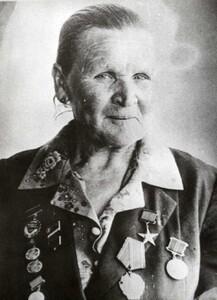 23 сентября исполняется 100 лет со дня рождения Комолых Пелагеи Николаевны – Героя Социалистического Труда