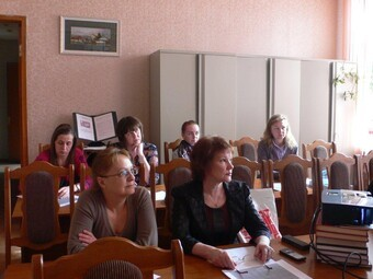 24 марта состоялся семинар «Организация документооборота в общественных организациях»