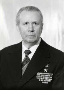Иван Платонович Воловченко