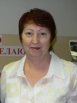 Валентина Владимировна Сухинина (Кочерга)