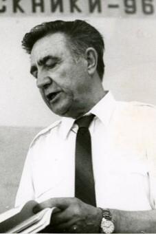 Игорь Александрович Зубков