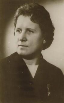 Мария Тихоновна Печерских