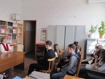 Встреча с Н.А. Кучма