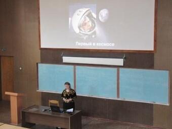 лекция в ЛГТУ