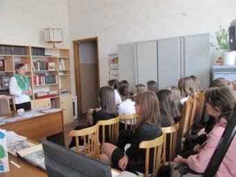 Встреча с Пешковой Н.В.