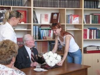 Встреча с Князевым И.М.