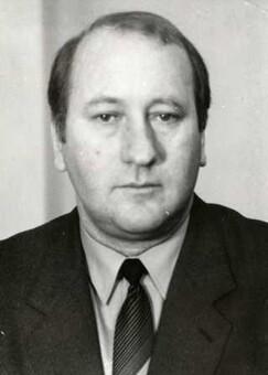 Манаенков Юрий Алексеевич